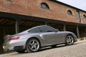 Picture of Porsche 911 Turbo S (996)
