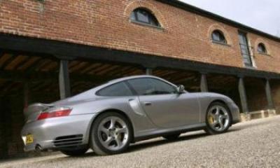 Image of Porsche 911 Turbo S