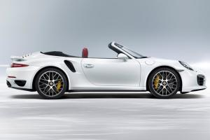 Picture of Porsche 911 Turbo S Cabriolet (991)