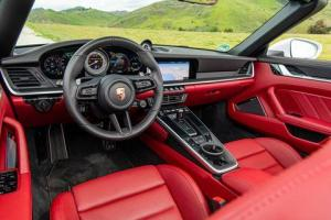 Photo of Porsche 911 Turbo S Cabriolet 992
