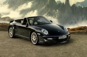 Photo of Porsche 911 Turbo S Cabriolet 997 facelift 997