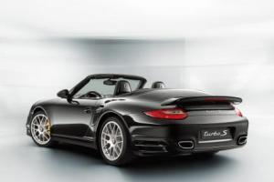 Picture of Porsche 911 Turbo S Cabriolet