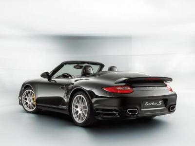 Image of Porsche 911 Turbo S Cabriolet