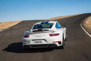 Photo of Porsche 911 Turbo S Exclusive 991 facelift