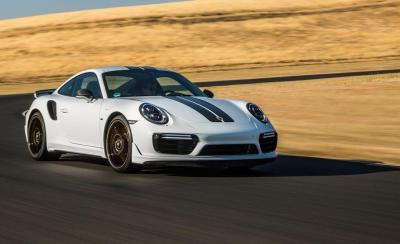Image of Porsche 911 Turbo S Exclusive