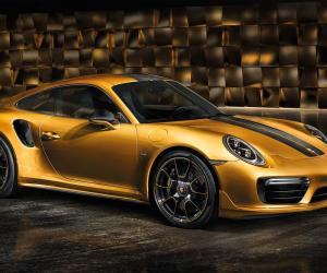 Picture of Porsche 911 Turbo S Exclusive