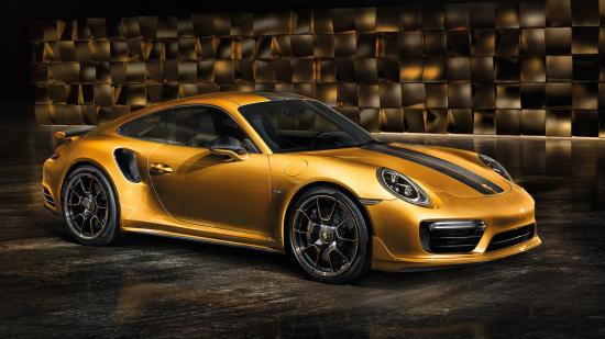 Image of Porsche 911 Turbo S Exclusive