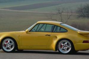 Picture of Porsche 911 Turbo S (964)