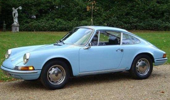 Image of Porsche 912