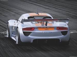 Photo of Porsche 918 Spyder
