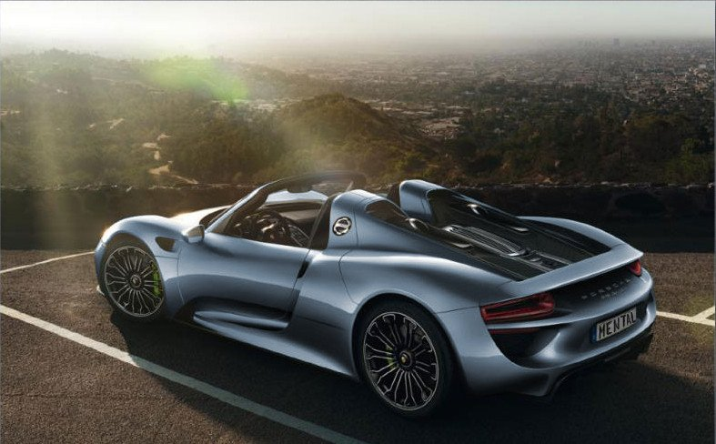Porsche 918 Spyder laptimes, specs, performance data