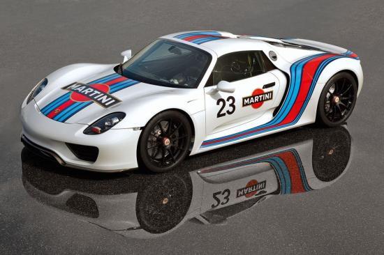 Image of Porsche 918 Spyder