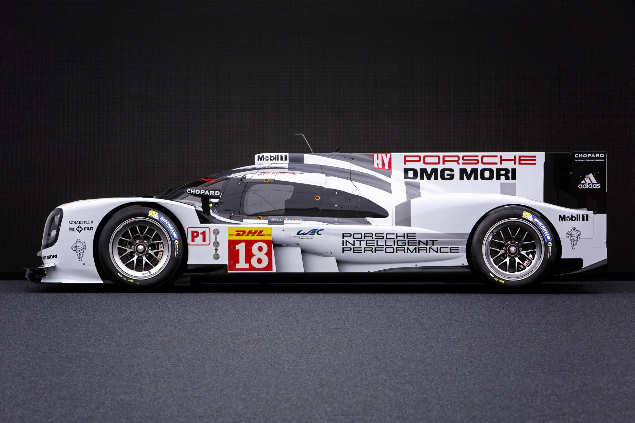 Image Of Porsche 919 Hybrid