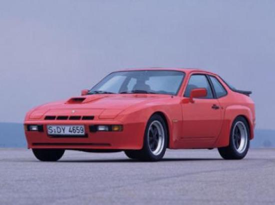 Image of Porsche 924 Carrera GT