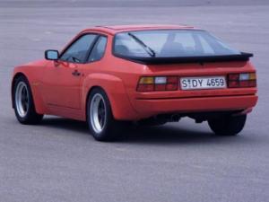 Photo of Porsche 924 Carrera GT