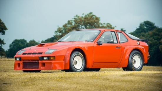 Image of Porsche 924 Carrera GTR