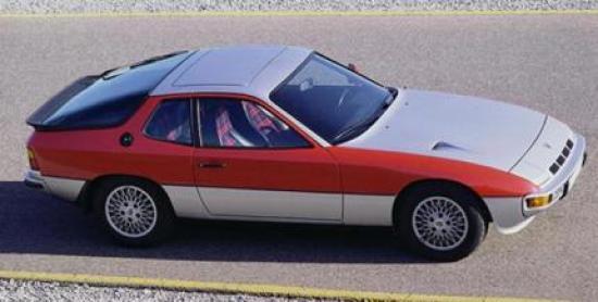 Image of Porsche 924 Turbo