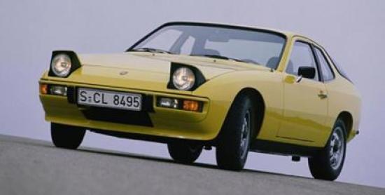 Image of Porsche 924