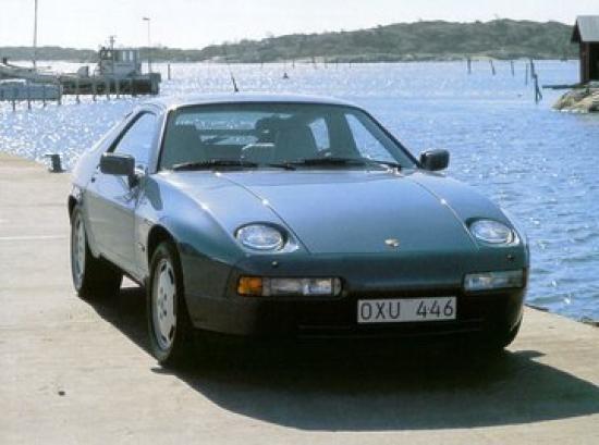 Image of Porsche 928