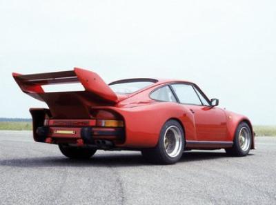 Image of Porsche 935 Street