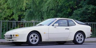 Image of Porsche 944 S