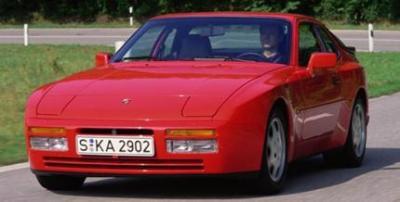 Image of Porsche 944 S2