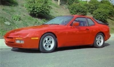 Image of Porsche 944 Turbo