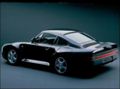 Image of Porsche 959