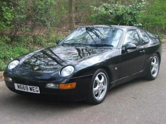 Image of Porsche 968 Club Sport