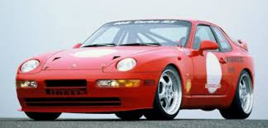 Image of Porsche 968 Turbo RS