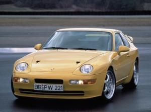 Photo of Porsche 968 TurboS