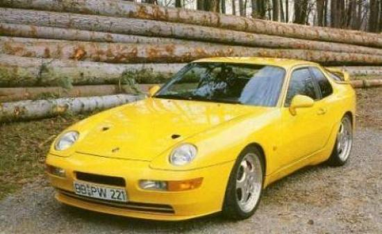 Image of Porsche 968 TurboS