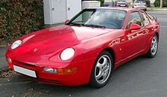 Image of Porsche 968