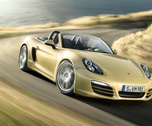 Picture of Porsche Boxster (981)