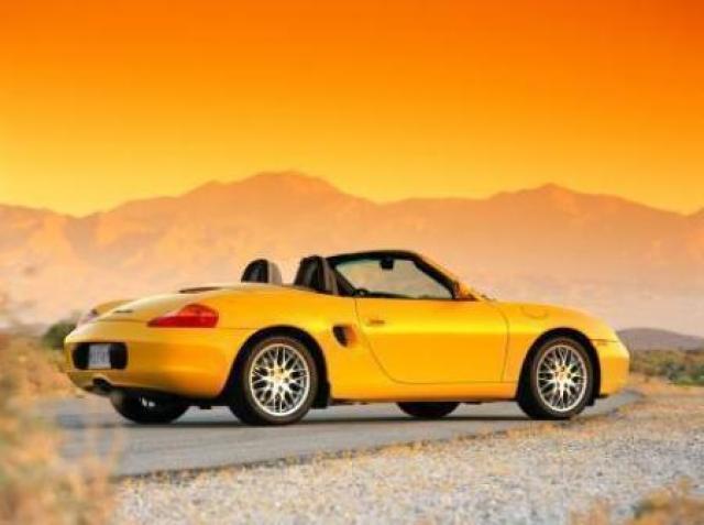 Image of Porsche Boxster
