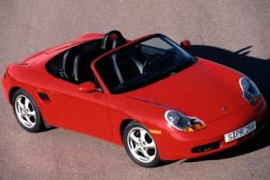 Picture of Porsche Boxster (986 204 PS)