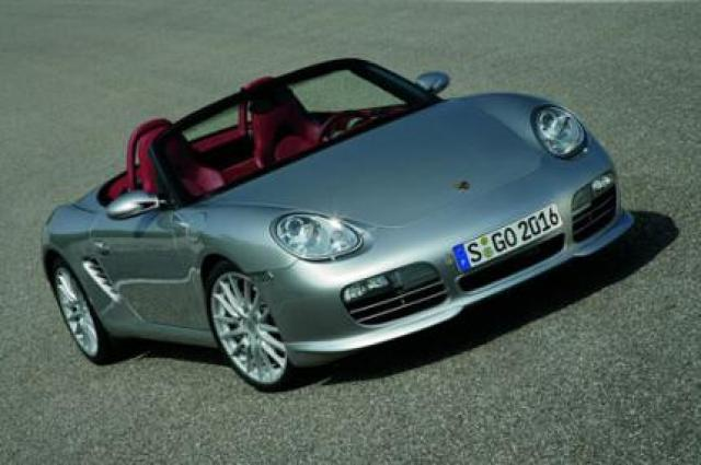 Image of Porsche Boxster RS 60 Spyder