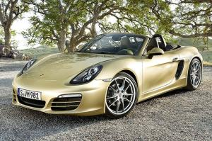 Photo of Porsche Boxster S 981
