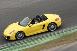 Photo of Porsche Boxster S 981