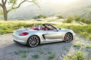 Picture of Porsche Boxster S (981)