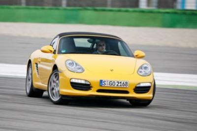 Image of Porsche Boxster S