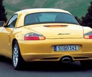 Picture of Porsche Boxster S (986 266 PS)