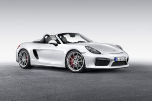 Picture of Porsche Boxster Spyder (981)