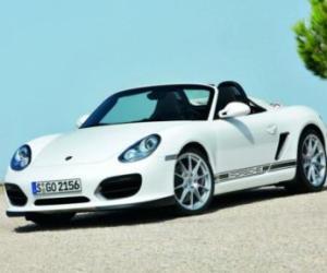 Picture of Porsche Boxster Spyder