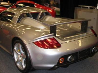 Image of Porsche Carrera GT