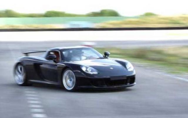 Image of Porsche Carrera GT