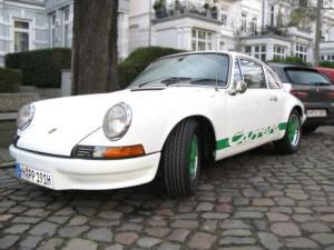Photo of Porsche Carrera RS 2.7