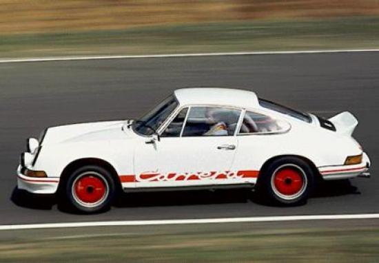 Image of Porsche Carrera RS 2.7
