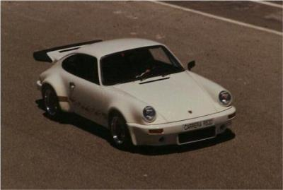 Image of Porsche Carrera RS 3.0