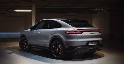 Image of Porsche Cayenne Coupé GTS